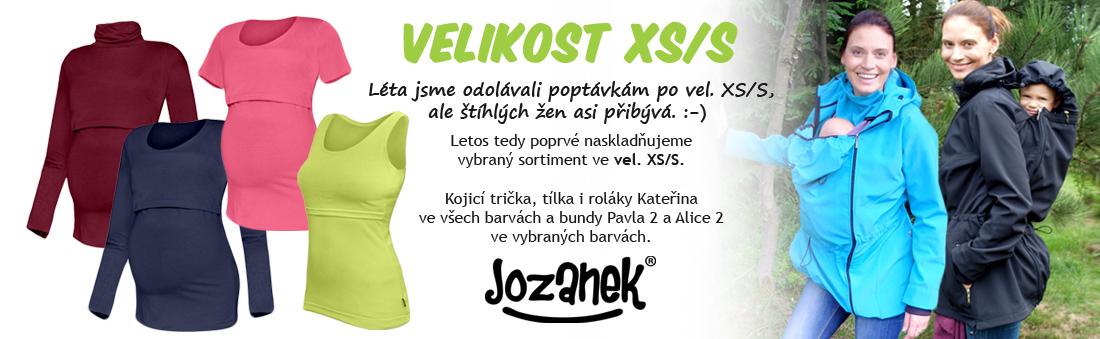 velikost XS/S